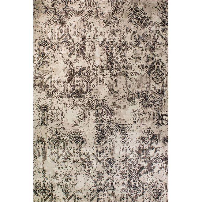Tapete Abstrato Bege Argentum 2,00X2,90m