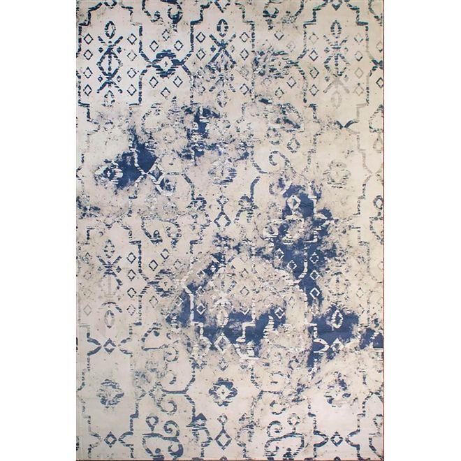 Tapete Abstrato Bege Jasmine 2,50X3,50m