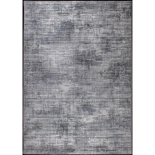 Tapete Abstrato Branco Argentum - 2,00X2,50m