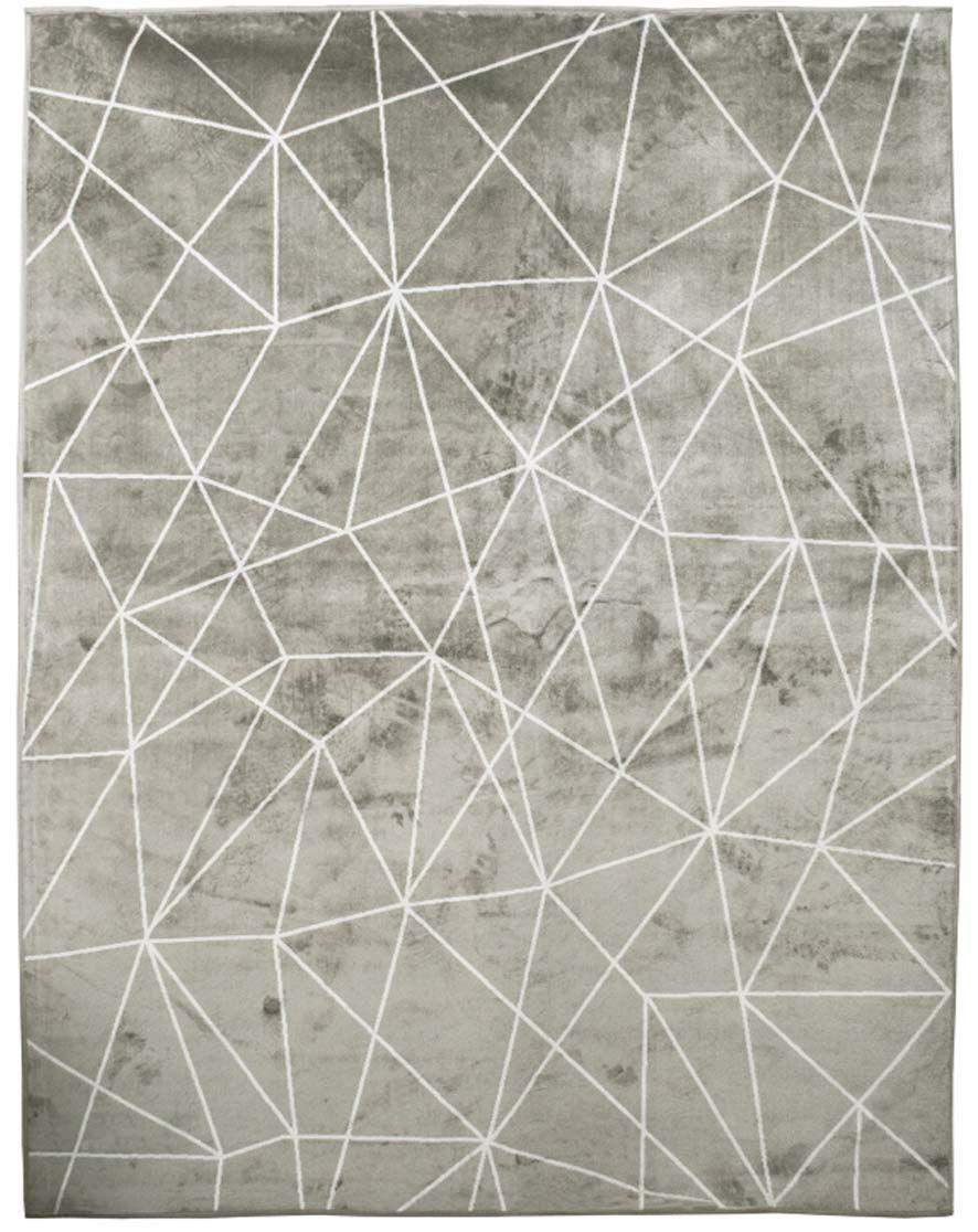 Tapete Belga Geometric  Desenho 02 0,67X1,05m