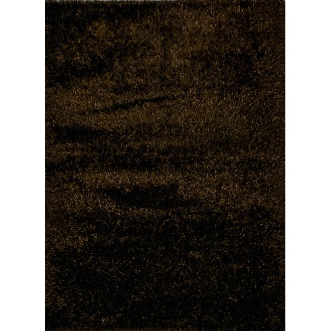 Tapete Dhule Shaggy Chocolate 2,50x3,50m