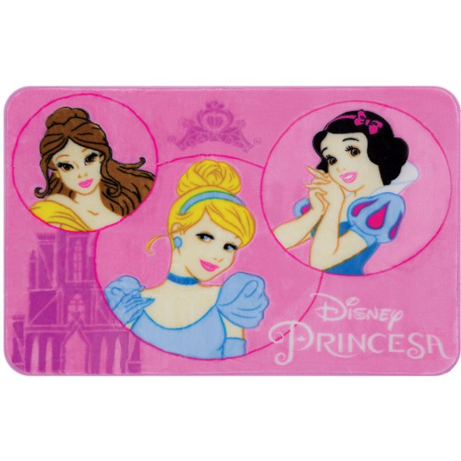 Tapete Disney Princesas 0,40X0,60