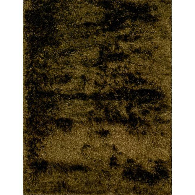 Tapete Indiano Shaggy Kyowa Brown/Yellow 1,50x2,00m