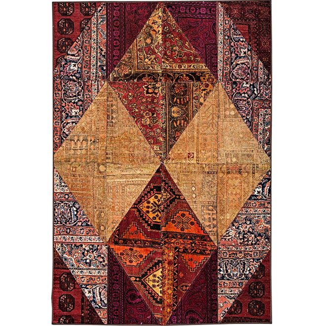 Tapete Persa Patchwork 1158 2,00X2,96