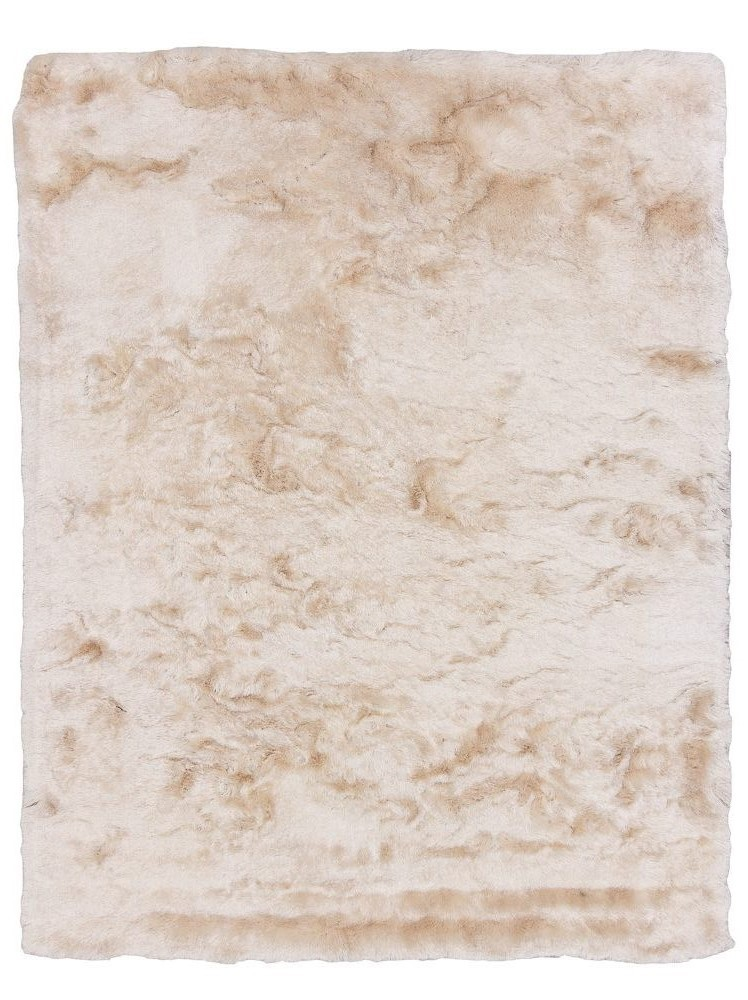 Tapete Shaggy Firenzi Branco 1,50X2,00m