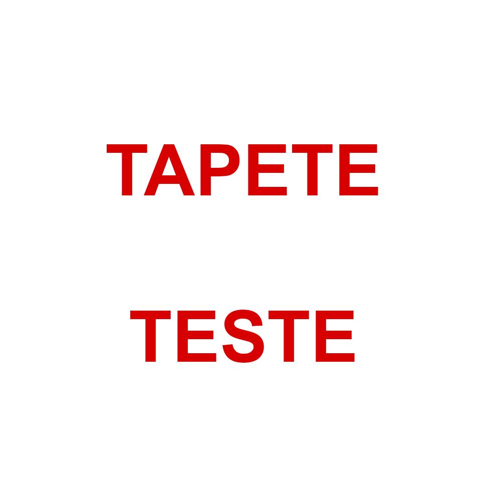 TAPETE TESTE