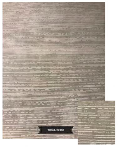 Tapete Troia 22300 Taupe White 1,00X1,50m