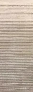 Passadeira Troia 66900 White Brich 0,80X2,50m