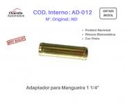 "Adaptador para Mangueira 1 1/4"""