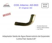 """Adaptador Saída de Água Reservatório de Expansão (Linha Fiat) Saída 5/8"""""""