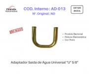 """Adaptador Saída de Água Universal """"U"""" 5/8"""""""