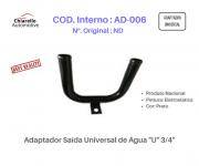 """Adaptador Saída Universal de Água """"U"""" 3/4"""""""