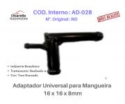 Adaptador Universal para Mangueira 16 x 16 x 8mm