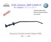 Alavanca Kombi 1600 Clipper Tamanho Longa Medida 60cm Com Curva