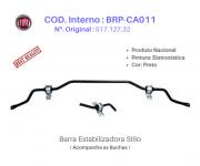 Barra Estabilizadora FIAT STILO  Com kit de Abraçadeiras e Borrachas