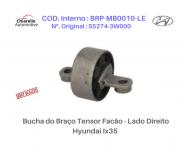 Bucha do Braço Tensor Facão - Hyundai IX35 - Lado Esquerdo