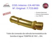 Tubo de conexão da válvula termostática da bomba TEMPRA 8/16v .../94.