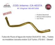 Tubo da água do motor DUCATO 98/... Todos os modelos (exceto motor 2.8 Turbo JTD 8 v) - Diesel