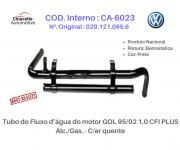 Tubo do Fluxo da água do motor GOL 95/02 1.0 CFI PLUS Alc.