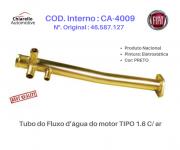 Tubo do Fluxo da água do motor TIPO 93/97 1.6 Com Ar