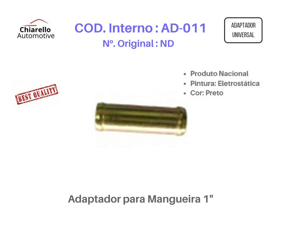 """Adaptador para Mangueira 1""""  - Chiarello Automotive"""