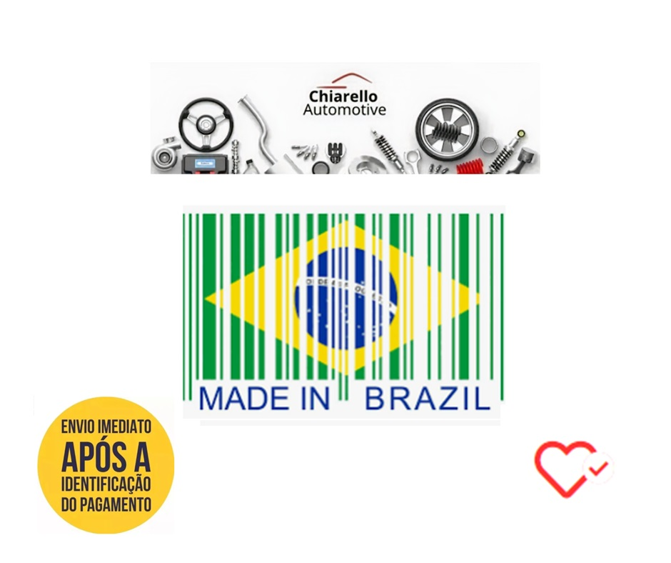 Adaptador Universal para Mangueira 16 x 16 x 8mm  - Chiarello Automotive