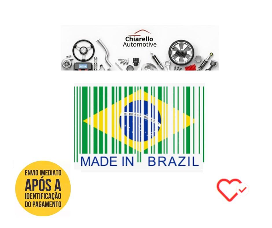 Alavanca Brasília Medida 25cm  - Chiarello Automotive