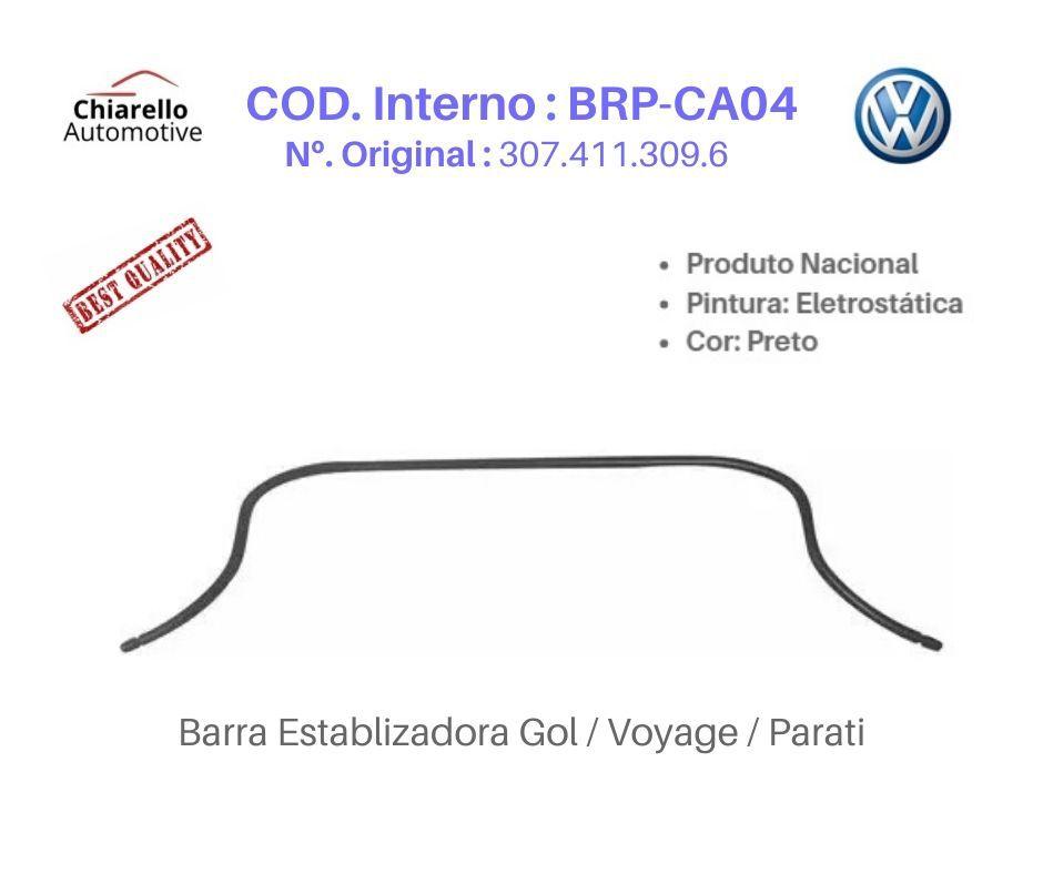 Barra Estabilizadora Gol Voyage Parati Saveiro  - Chiarello Automotive