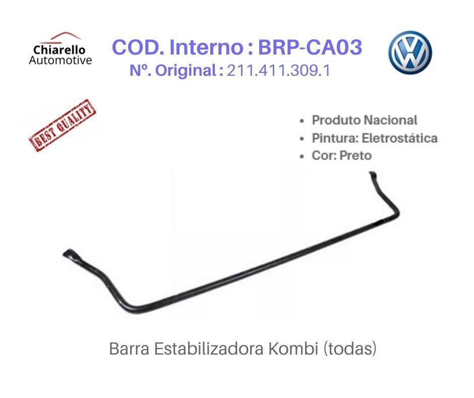 Barra Estabilizadora Kombi I Todas  - Chiarello Automotive