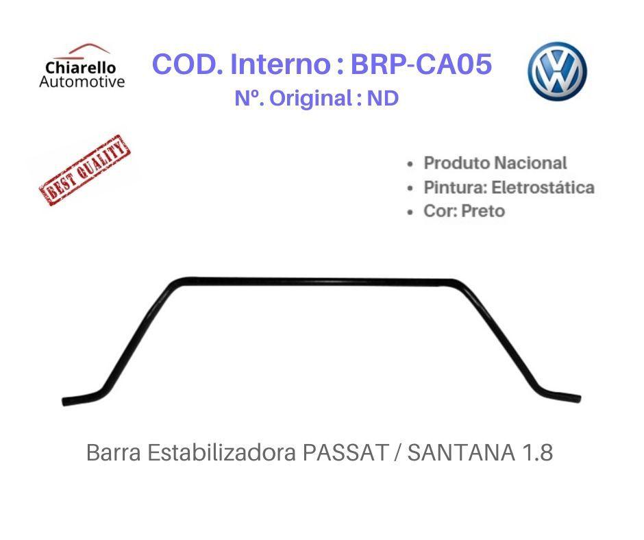 Barra Estabilizadora Passat Santana 1.8 Modelo Antigo  - Chiarello Automotive