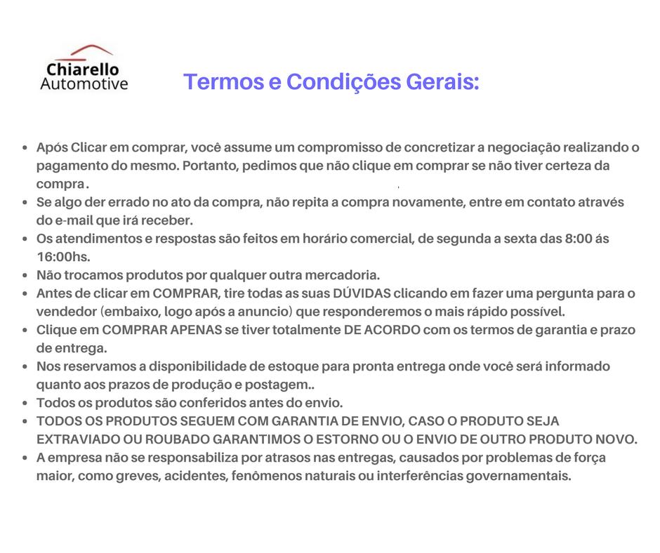 Barra Interna Ligação Cambio Fusca ( Todos )  - Chiarello Automotive