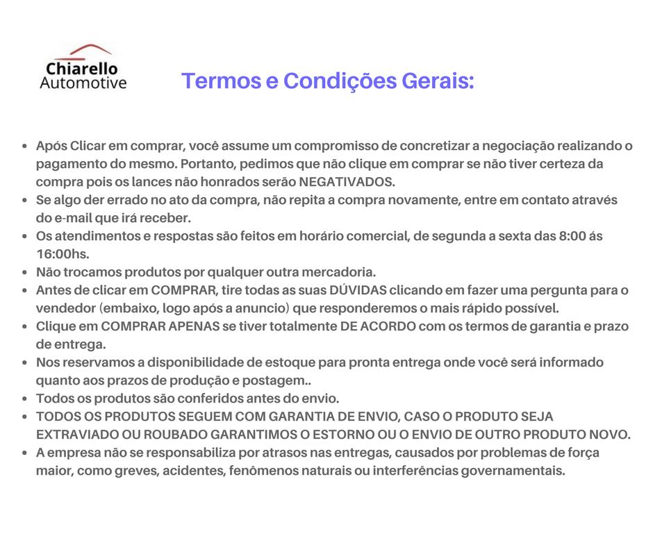 Conector do resfriador motor AE ESCORT / VERONA / HOBBY / PAMPA 1.6 Carb. – Álcool  - Chiarello Automotive