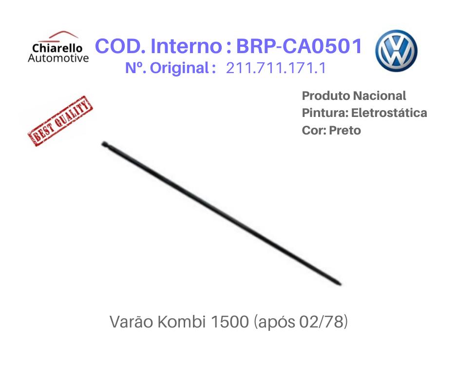 Varão Ligação Intermediário Do Cambio Kombi após 1978   - Chiarello Automotive