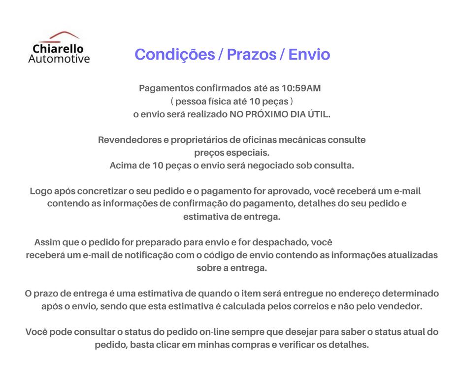 Varão Ligação Intermediário Do Cambio Kombi Após 2006  - Chiarello Automotive