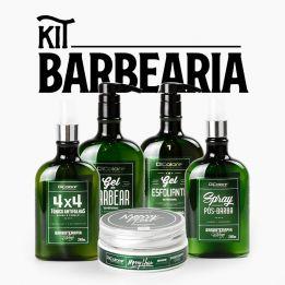 Kit Barbearia, Ritual Barboterapia