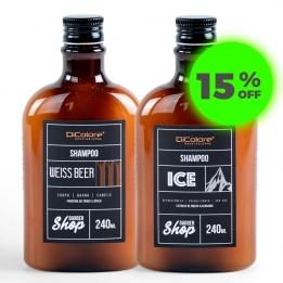 Kit Shampoo -  BarberShop (2 produtos)