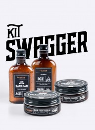 Kit Swagger, para Homens de Atitude