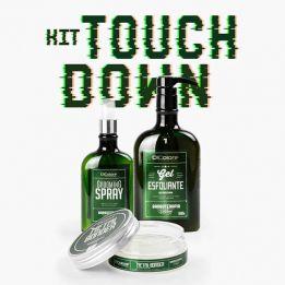 Kit Touch Down, para Barbas Vencedoras