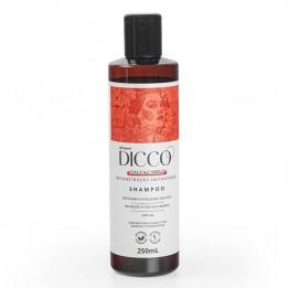 Shampoo de Reconstrução Intensa para Cabelos Danificados Salva Cabelo - DICCO