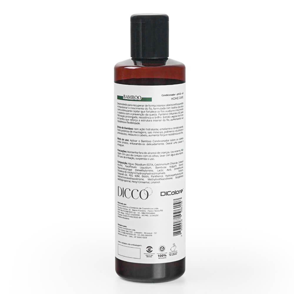Condicionador de Crescimento Capilar Bio Estimulante Bamboo - DICCO