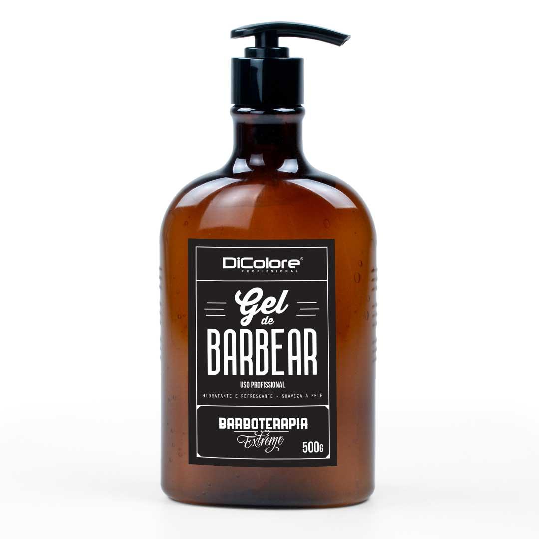 Gel de Barbear - Barboterapia