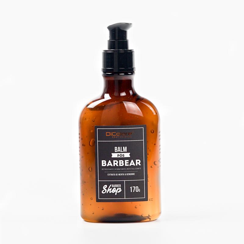 Kit Barbudão - BarberShop (3 produtos)