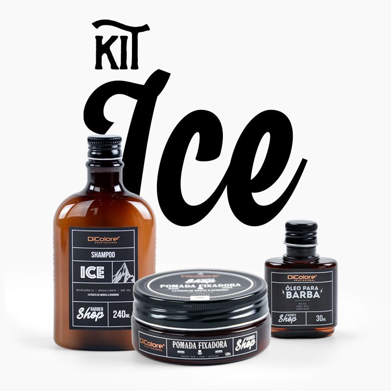 Kit Ice, Ação Fresh Anti-Stress