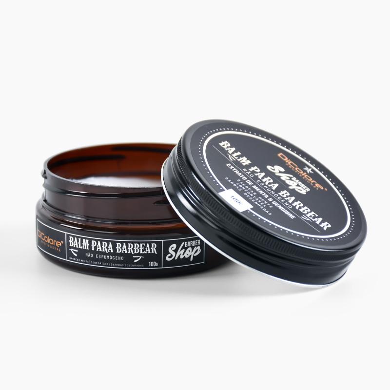 Kit Limpeza Profunda - BarberShop (3 produtos)