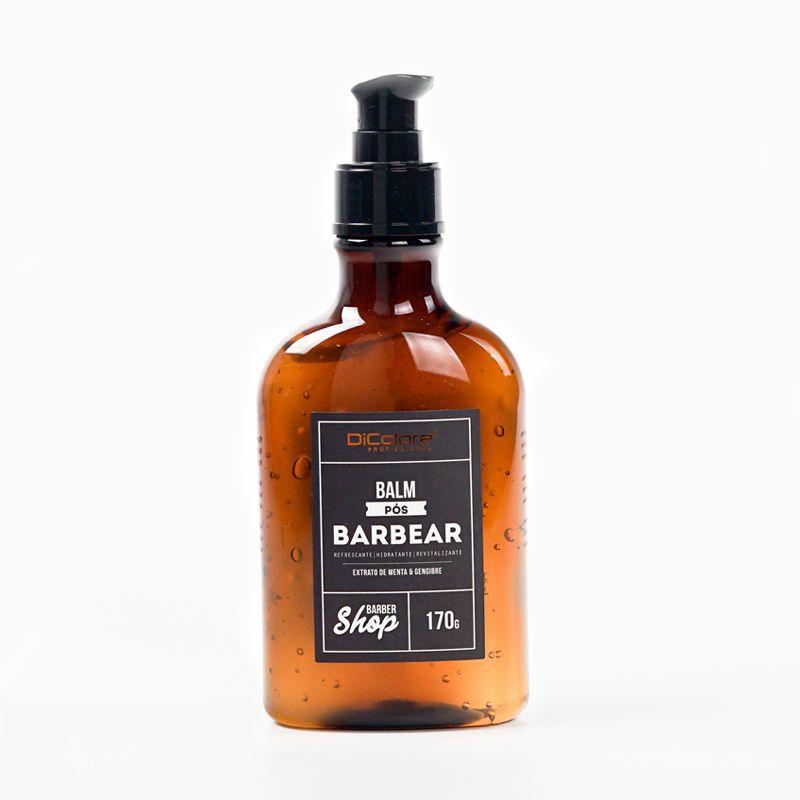 Kit Cuidados para a Barba - BarberShop (4 produtos)