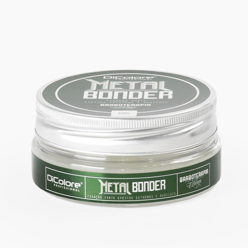 Metal Bonder, Gel Para Cabelos