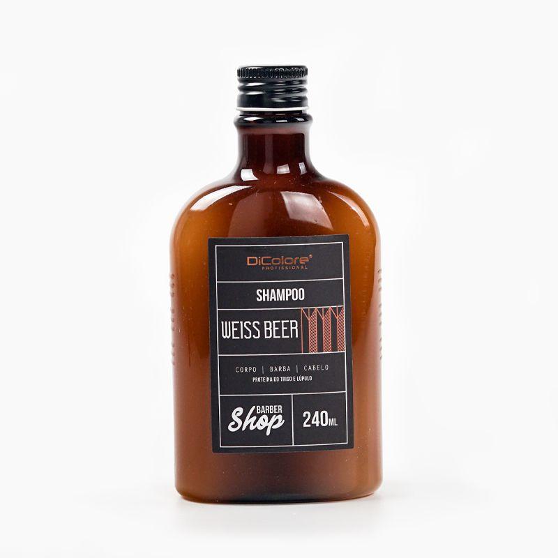 Shampoo Weiss Beer Corpo e Barba