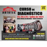 Curso de diagnóstico de Transmissão Automático