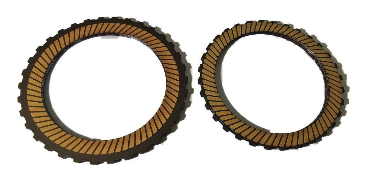 Jogo de disco composite 6DCT450 VOLVO