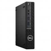 Computador Dell Optiplex 3080 Micro Intel Core I3-10100T Memória 8gb Ssd 128gb Sistema Linux Ubuntu
